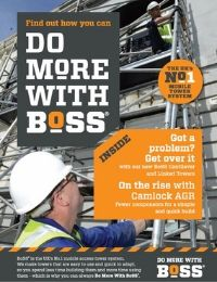 Do More With BoSS Brochure