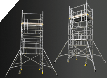 BoSS Comlock AGR - an alternative build for Ladderspan and Clima towers