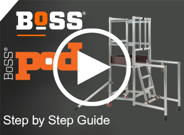 Watch BoSS Pod Podium step by step video