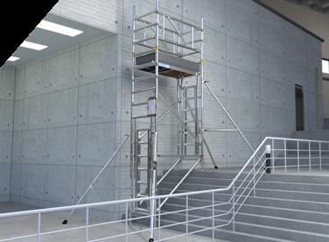 BoSS 700 Series Aluminium Access Towers - value for money