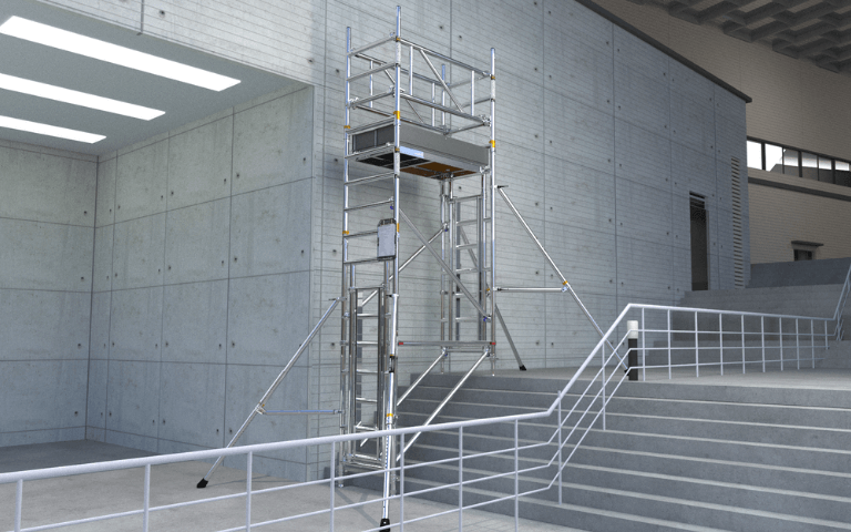 BoSS Access Towers For Confined Spaces