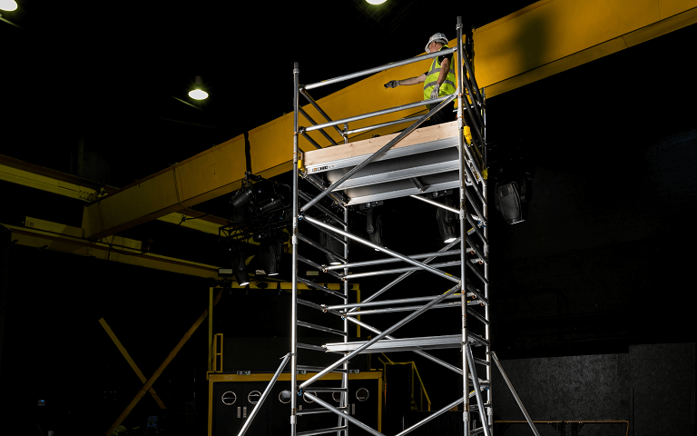BoSS Aluminium Access Towers For Every Jobsite