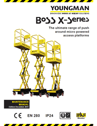 BoSS-MaintanenceMaunal-X-Series-Dec2011