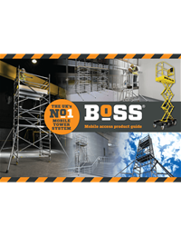 BoSS Mobile Access Product Guide