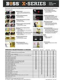 BoSS X-Series Micro-Powered Access Inspection Guidance