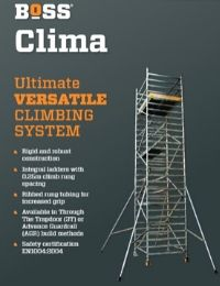 Climba End Product Leaflet