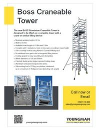 Craneable Product Leaflet