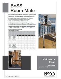 Room Mate Product Leaflet