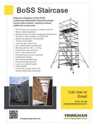 Staircase Product Leaflet