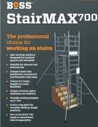 StairMAX 700 Product Leaflet