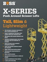 X-Series Product Leaflet
