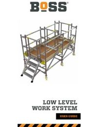 BoSS Low Level Work System User Guide