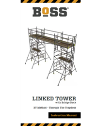 Linked Tower with Bridge Deck Instruction Manual