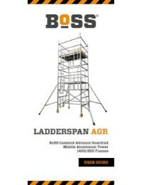 Ladderspan AGR User Guide