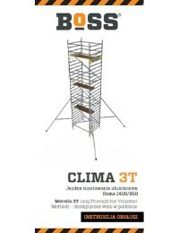 Polish Clima 3T User Guide
