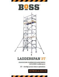 Polish Ladderspan 3T User Guide
