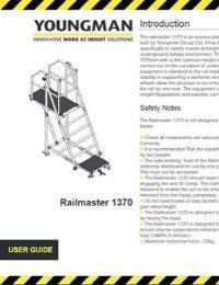 Railmaster User Guide