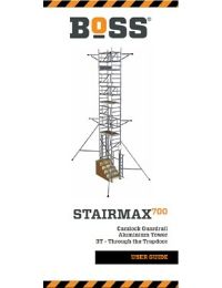 StairMAX 700 Guardrail User Guide