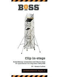 Swedish Clip-In User Guide