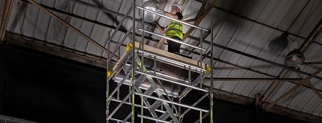 BoSS Staircase Aluminium Access Tower - Guides and Manuals