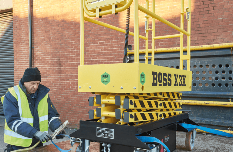 BoSS Frequently Asked Questions FAQs - Push Around Scissor Lifts