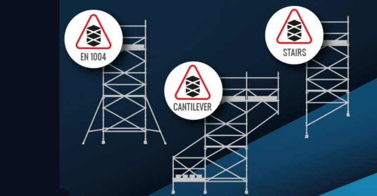 Be trained and competent for building access towers