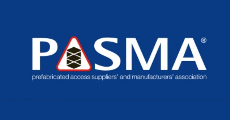 Follow PASMA guidance
